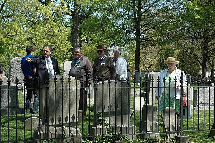 St. John the Evangelist Cemetery