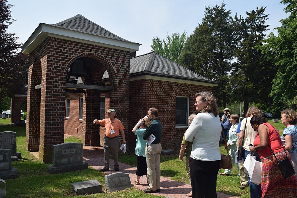 St. James Episcopal Church Cemetery, Lothian, MD